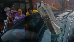 허리케인 '마이클', 미 남동부 강타…38만명 대피령