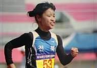 '작은 거인' 육상 전민재, 장애인체전 15년 연속 3관왕