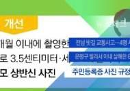 [뉴스체크|사회] 주민등록증 사진 규정 완화