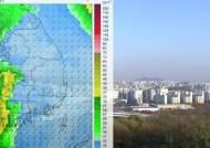 스모그 막아준 '서해 북풍 에어커튼'…바람 방향이 변수