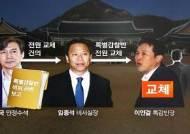 """[여당] 청와대 특감반 전원 교체…야당 """"조국 수석 사퇴해야"""""""