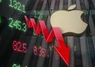 하루 84조원 증발 '애플쇼크'…전세계 금융시장 요동