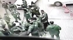 기세등등 조폭? 경찰 덮치자 드러낸 '민낯'…전원 검거