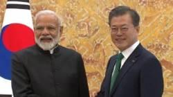 한·인도 정상회담…원전 추가 건설에 한국 참여 요청