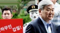 조양호, 대표이사직 박탈…주주 손에 밀려난 첫 '총수'