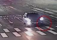 '안개등 고장' 뺑소니차…경찰, CCTV 250대 뒤져 검거