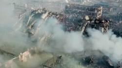 서해 인접 중국공장 폭발 뒤…현장서 1급 발암물질 검출