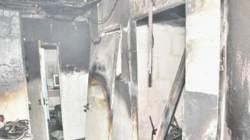 고시원 화재로 60대 거주자 의식불명…향초 발화 추정