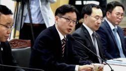 김경수 지사, 78일 만에 출근…한국당, 이틀째 '보석' 비판