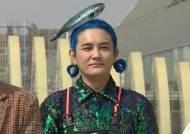 '요즘애들' 노라조 조빈, '고등어 머리띠'로 역대급 시선 강탈