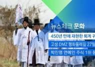 [뉴스체크|문화] 450년 만에 재현한 퇴계 귀향길