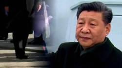 """시진핑 부자연스러운 걸음·표정…""""건강 이상설에 후계 우려"""""""