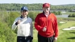 """[이 시각 뉴스룸] 트럼프-아베 '골프'…푸틴 """"시진핑에 회담 결과 설명"""""""