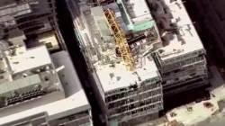 [해외 이모저모] 미 시애틀 건설현장서 크레인 붕괴…4명 숨져