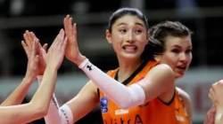 '터키 리그' 김연경 12득점…팀은 챔프 3차전 패배