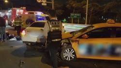 인천공항고속도로 사고…차량 블랙박스는 '녹음 미설정'