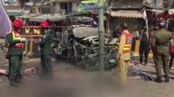 """[해외 이모저모] 파키스탄 이슬람사원 인근 폭발…""""최소 10명 사망"""""""