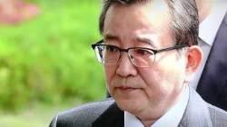 김학의, 5년 만에 검찰 출석…'두 차례 무혐의' 이번엔?