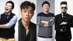 JTBC 신규예능 '찰떡콤비', 이수근·은지원·정형돈·데프콘 출동