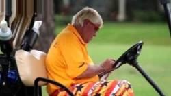 존 댈리, PGA 챔피언십 '카트 출전' 논란…우즈는 반대