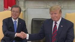 트럼프, 내달 말 방한…남북, '사전 접촉' 가능성은?