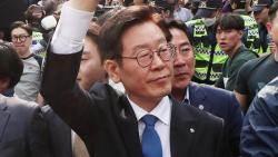 """""""큰길로 함께""""…한숨 돌린 '정치인 이재명', 보폭 넓히나"""