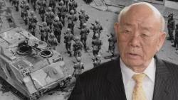 """집단사격 있던 그날…""""전두환 헬기로 광주행, 직접 봤다"""""""