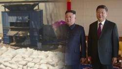 중국, 김정은 집권 후 첫 식량지원…3차례 '방중' 화답?
