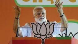 인도 총선, 여당연합 압승 전망…모디 총리 재집권 유력