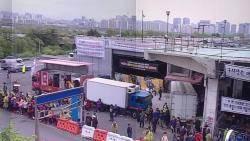 [뉴스브리핑] 옛 노량진수산시장 6번째 강제집행…또 '충돌'