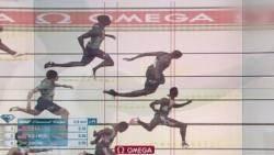 '간발의 차'로 엇갈린 희비…볼트 떠난 육상계, 0.001초 경쟁