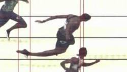 '간발의 차란 이런 것'…볼트 떠난 육상계, 0.001초 경쟁