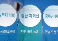 [오늘의 날씨 키워드] 주말까지 더워·강한 자외선·중서부 미세먼지