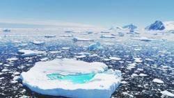 """""""2100년 해수면 최고 238㎝ 상승""""…더 빨리 녹는 남극"""