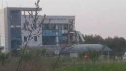 강릉 과학단지 수소탱크 '폭발'…2명 사망, 4명 중상