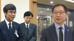 '10주기' 참석 못 한 두 측근…김경수, 유시민 모친상 조문