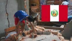 '불의 고리' 페루서 규모 8.0 강진…수십 채 건물 피해