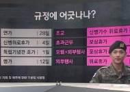 [팩트체크] 임시완, 군 시절 123일 휴가…연예인 특혜일까?