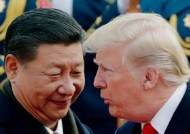 """트럼프 """"시진핑과 무역 협상 안 되면 추가 관세 부과"""""""