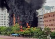 서울 은평구 한 초등학교서 불…'방과후 수업' 중 긴급대피