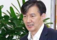"""조국 '대일 여론전' 선봉에…야 """"편가르기"""" 청 """"문제없다"""""""