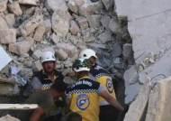 시리아 북서부 정부군 공습…43명 사망·100여명 부상