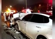 서울 외곽순환도로서 3중 추돌 사고…2명 숨져
