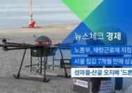 [뉴스체크|경제] 섬마을·산골 오지에 '드론택배'