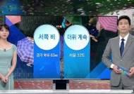 [기상정보] '레끼마' 간접 영향 비…이번 주 더위 계속