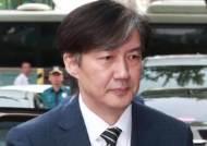 """조국, """"딸 부정입학 의혹은 명백한 가짜뉴스"""" 반박"""