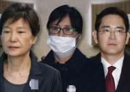 [속보] 대법, 박근혜·최순실·이재용 '국정농단' 사건 29일 선고