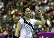 '한국 배드민턴 간판' 성지현, 올해 국제대회 첫 우승