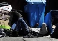 """""""예일대 졸업생도…"""" 미 LA '노숙자 급증' 사회적 문제로"""