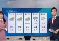 [기상정보] 청명한 가을 날씨…내일 아침 기온 '뚝' 쌀쌀